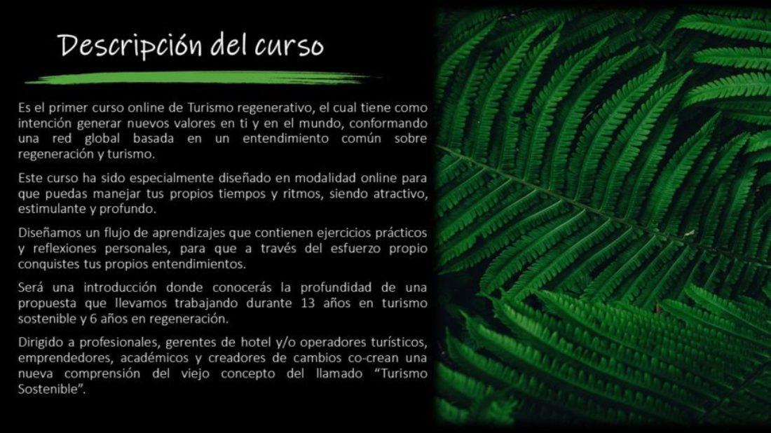 Turismo regenerativo 3